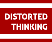 distorted thinking logo